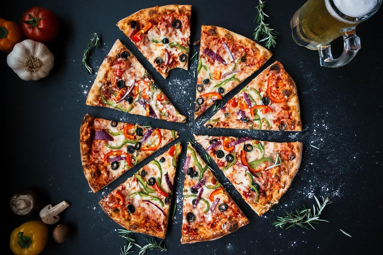 Taller de pizzas