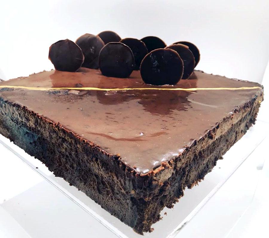 Trufa de chocolate de Elena bake&pastry shop