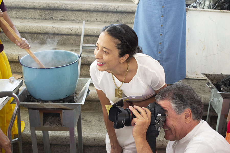 Ignacio Urquiza, arte en la fotografía gastronómica