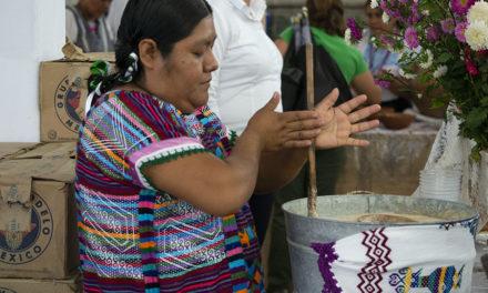 El popo, bebida ancestral