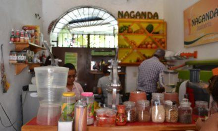 Naganda, lo saludable y rico