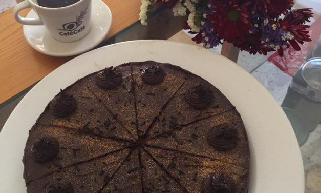 Trufa de chocolate, de Café Café