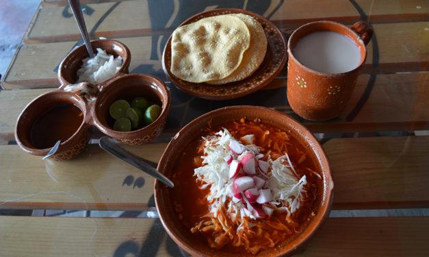 Pozole estilo Jalisco