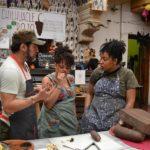 Clases de cocina en Chilhuacle rojo