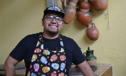 Alejandro Soriano, con el sabor de hogar