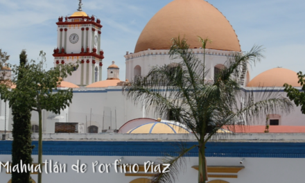 Lunes de plaza en Miahuatlán