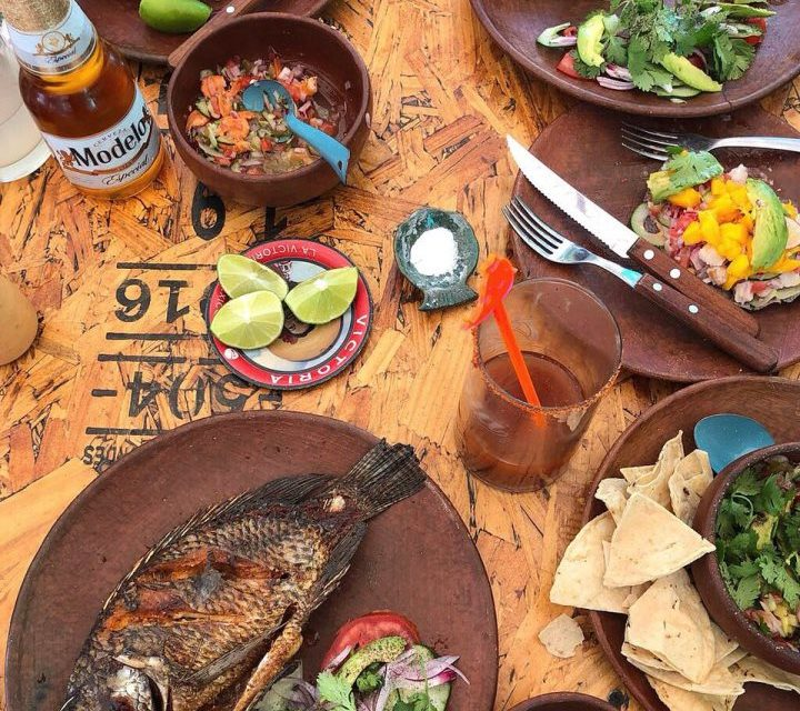 Sirilo Ceviche & Taco