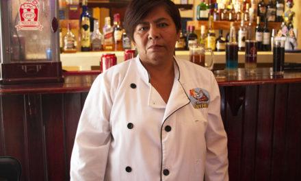 Martha Cruz Noriega, experta en botanas y comida de Oaxaca