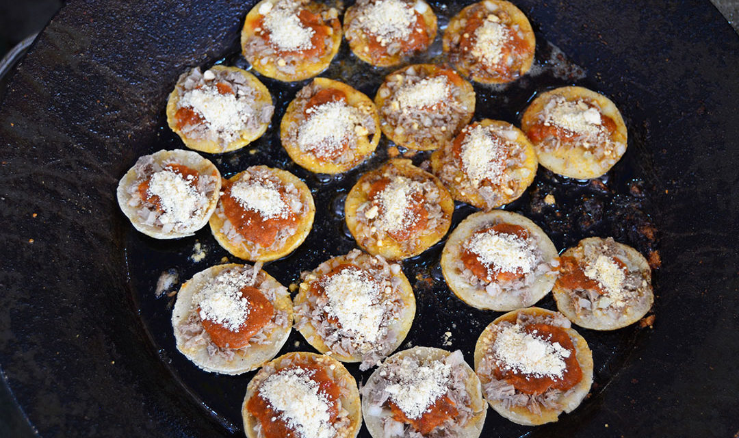 ¿Qué comida es la que representa a Oaxaca?