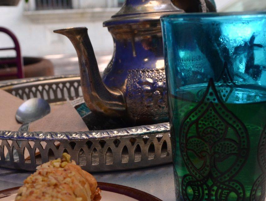 Té a la menta en El Morocco