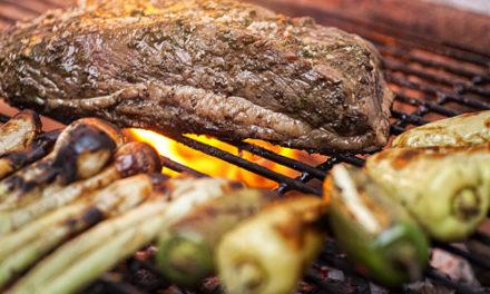 Expo carnes asadas de Tlacolula