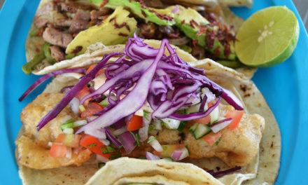 Tacos mixtos en Pata de Perro
