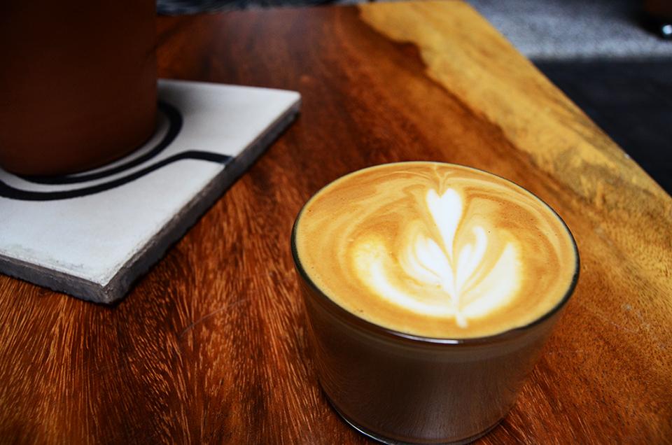 Café de altura en Casa Antonieta