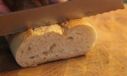 No tires el pan