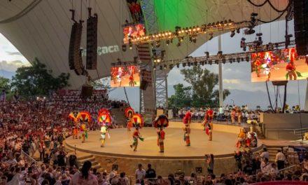 Impone Zaachila con la Danza de la Pluma