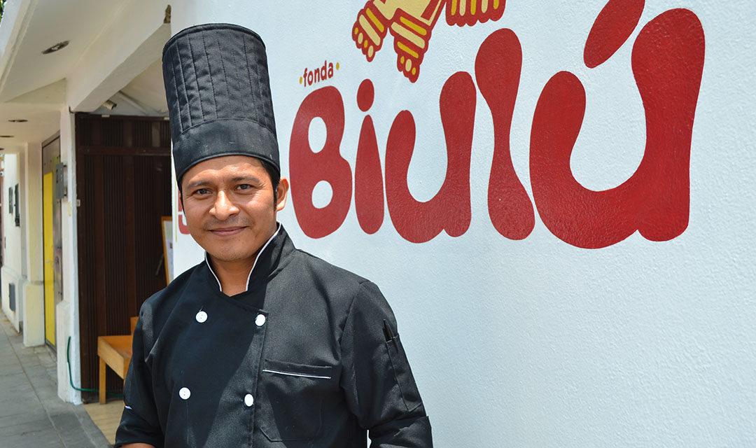 Álvaro Baloez Leyva, chef de Biulú