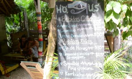 Horus | Una opción vegetariana en Mazunte