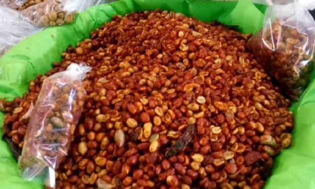 Feria de la Nuez, Cacahuate y Cocina Tradicional en Zaachila