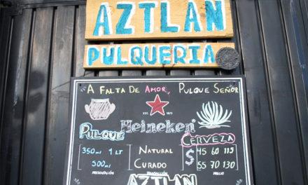 Pulquería Aztlán
