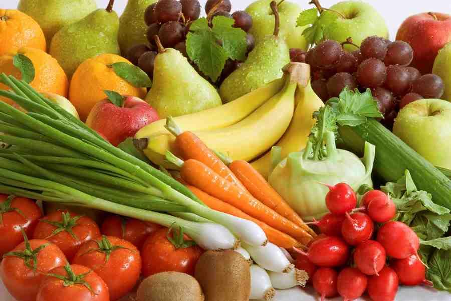 Conserva tus frutas y verduras