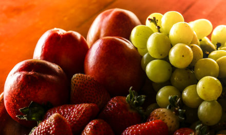 Suma salud con frutas antioxidantes