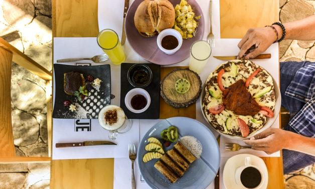 Nuestros lugares favoritos para ordenar desayunos a domicilio