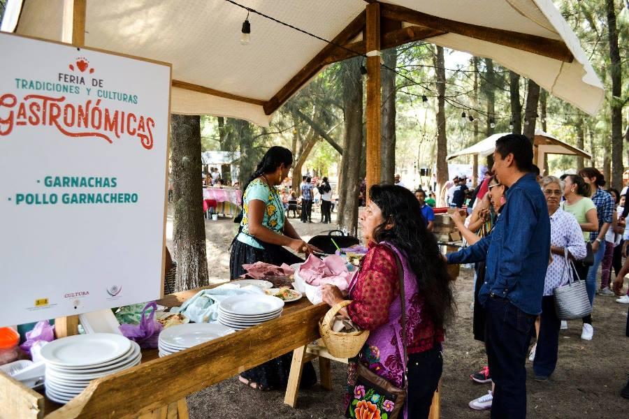 Feria de las tradiciones y culturas gastronómicas