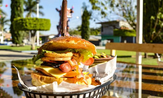 La mejor hamburguesa del Tule, en Oveja Negra