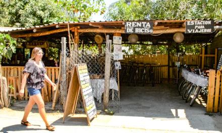 El Andariego | Estación para viajeros en Mazunte