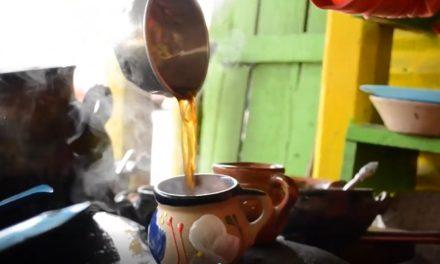 Volver a la rica comida de antaño, en La Morenita, San José del Pacífico