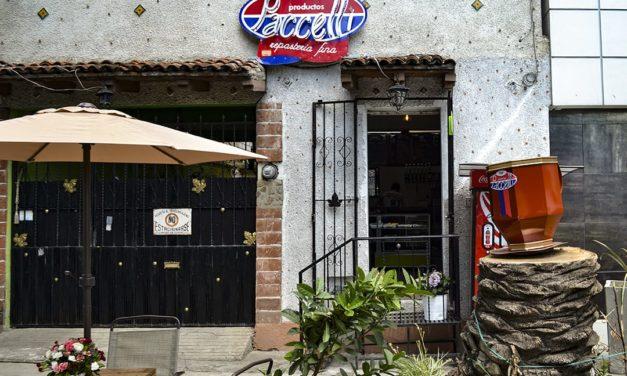 Café Paccelli, para caer en la tentación