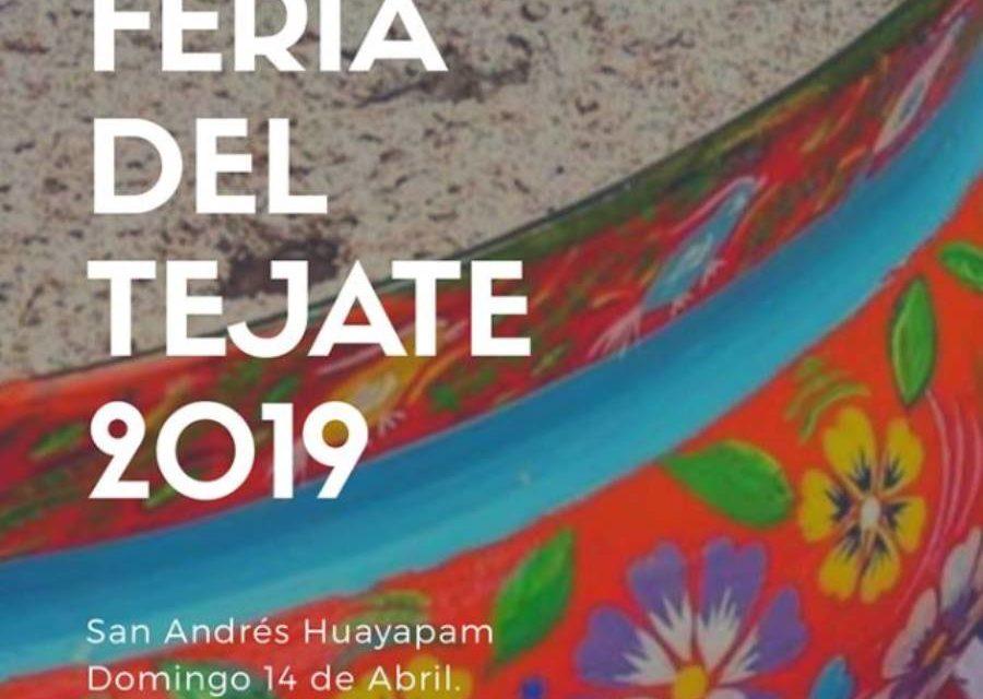 XX Feria Internacional del Tejate