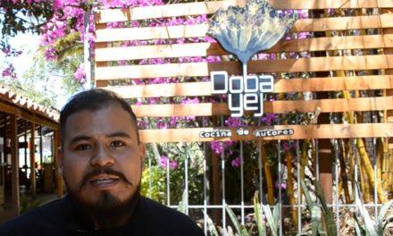 Paúl González, al rescate de la comida ancestral con un toque contemporáneo