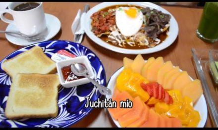 Desayunos en Juchitán mío