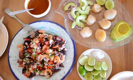 El Grillo Marinero | Los mariscos más famosos de Huatulco