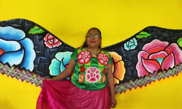 Gloria Escudero Jiménez, con el esplendor a cuestas