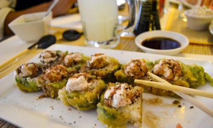 La mejor comida japonesa de Oaxaca, Sushi Saikou, ahora en tu casa