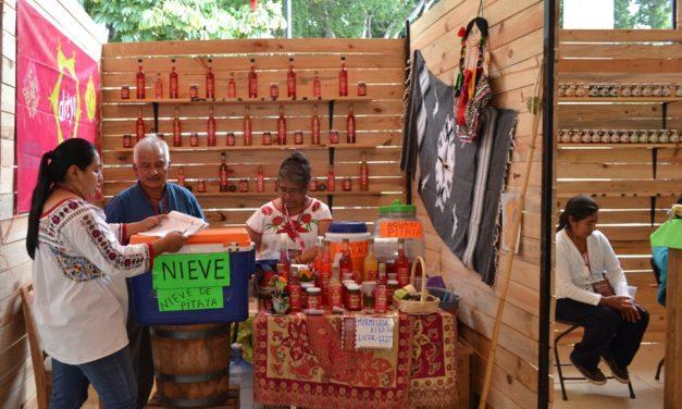 Un encuentro de sabor y color en la Fiesta de la Diversidad Indígena