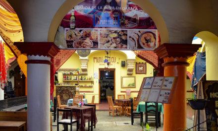 Mini Taj – Comida tradicional Hindú en Oaxaca