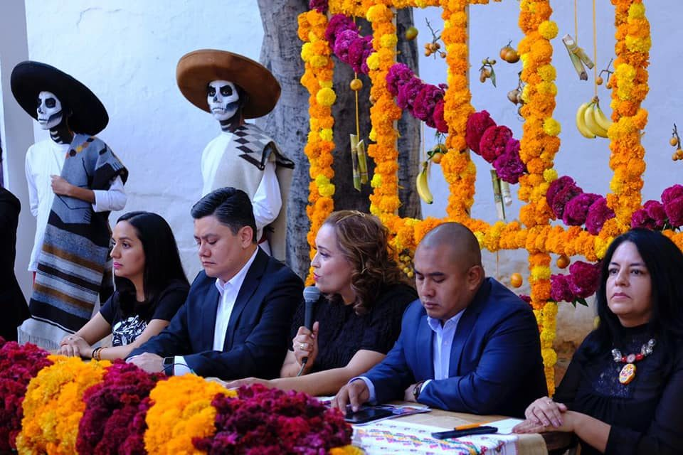 Anuncian Festival Día de Muertos Oaxaca 2019