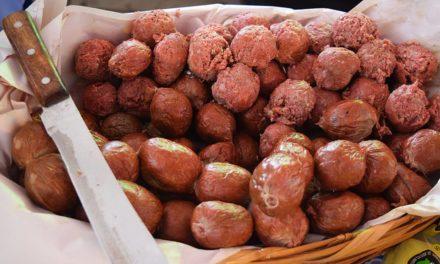 Salchicha ejuteca, la rica receta herencia de Ejutla
