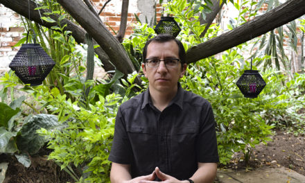 Arnaldo Peña, un paso al mundo fantástico
