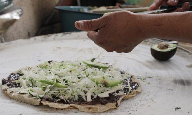 El Comalito, tradición oaxaqueña en el Tule