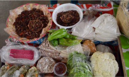 Mercado Zaragoza en Huajuapan; tradición, color y sabor