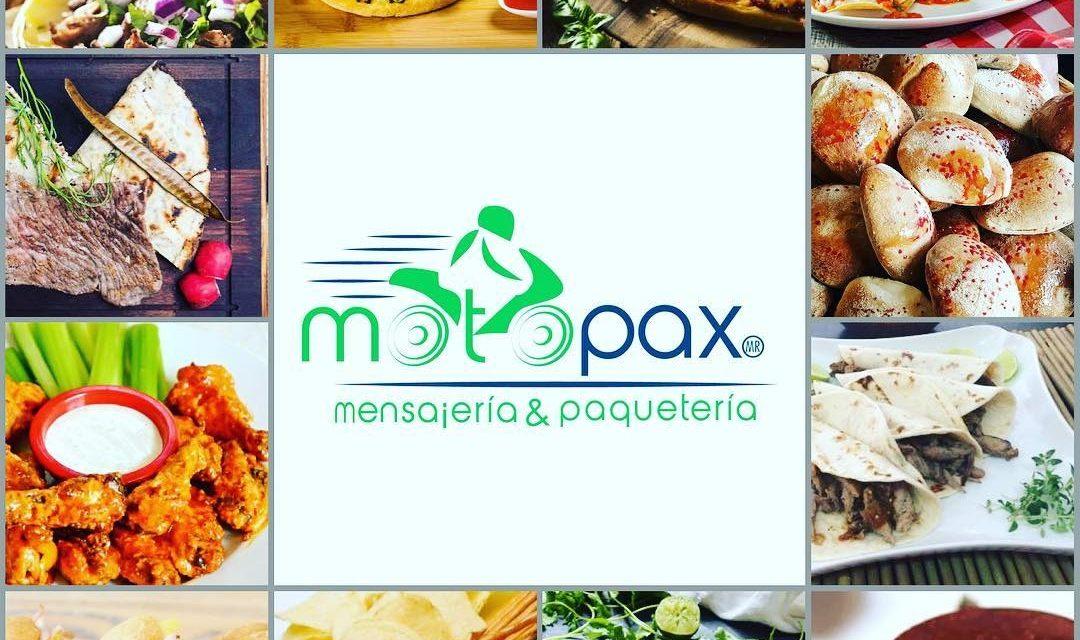 Motopax se une al rescate del comercio local