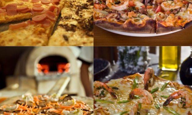 Nuestro top 5 de pizzerías para la Cuarentena
