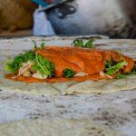 Empanada de amarillo   Un rico antojito en Oaxaca