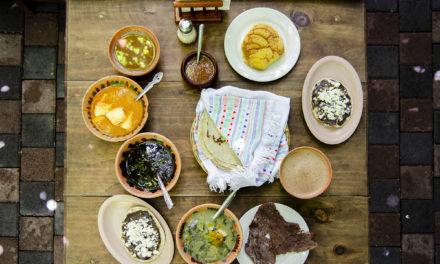 Un desayuno que acaricia | La Casa de la Abuela en Huayápam