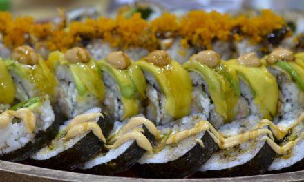 Otro rollo en comida japonesa |Dragon Sushi