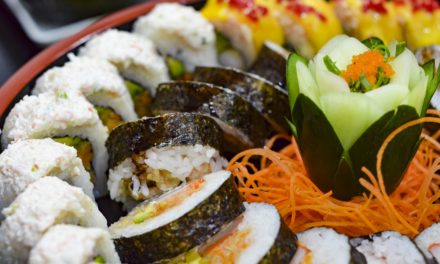 Vive momentos inolvidables con el mejor rollo | Dragon sushi